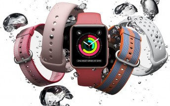 Apple Watch Series 3 to land in the second half of this year
