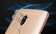ZTE Axon 7s detailed: dual camera, bigger battery and Snapdragon 821
