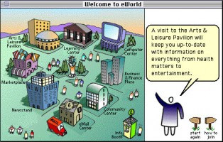 Welcome to eWorld