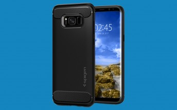 Deal: 60% off Spigen cases for the Galaxy S8+