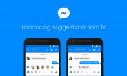 """Facebook Messenger gets """"M"""" assistant"""