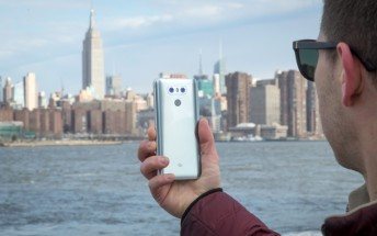 LG begins global rollout of the G6