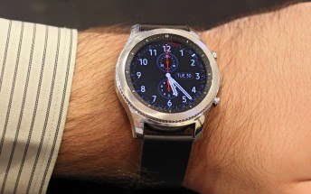 Samsung Gear S3 classic is down to $283.54 at the moment