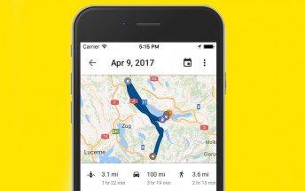 Google Maps adds speedometer to your navigation screen