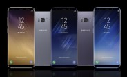 """Samsung publishes Galaxy S8's """"Design Story"""", using phrases such as """"holistic oneness"""""""