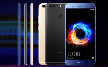 Huawei announces Honor 8 Pro for Europe starting at €549
