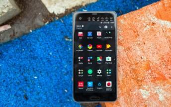 HTC U Ultra receiving a firmware update