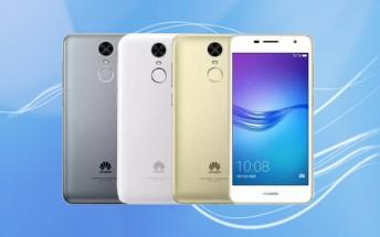 Huawei Enjoy 7 Plus goes official: big screen, big battery
