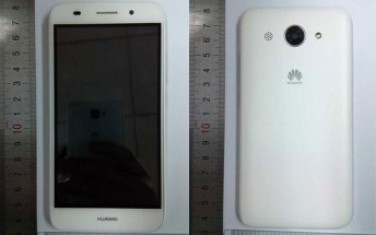 Huawei Y3 2017 images leaked by FCC
