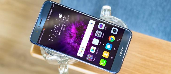Huawei Honor 8 Pro starts getting Oreo beta - GSMArena com news