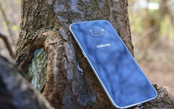 AT&T's Galaxy S6 series starts getting Nougat