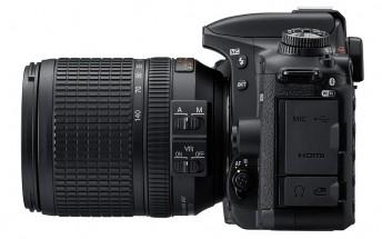 Nikon announces D7500 DX-format DSLR