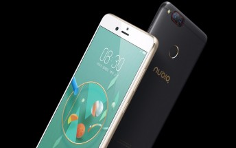 ZTE nubia Z17 mini is coming to Europe, India, and other markets in late May