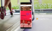 Google Play Music comes with special features on the Galaxy S8 and S8+