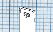 Samsung Z4 manual shows a Tizen phone with a selfie camera flash