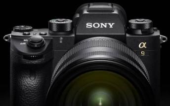 Sony announces flagship a9 full-frame mirrorless camera