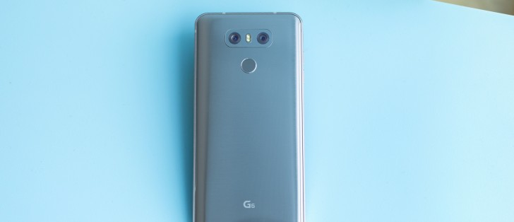 Now you can officially unlock bootloader for LG G6 - GSMArena com news