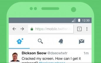 Twitter launches data-friendly Twitter Lite