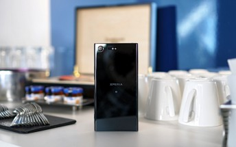 Sony Xperia XZ Premium prototype is on sale in a Romanian pawn shop