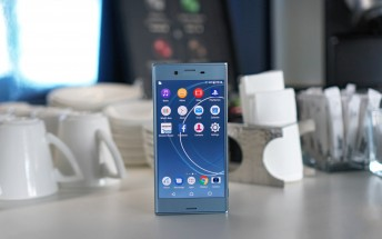 First Sony Xperia XZs update brings May security patch