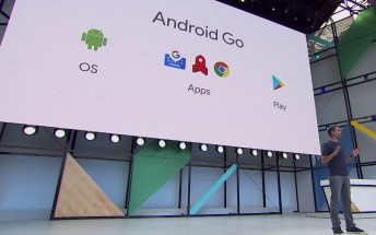 Google announces Android Go for devices with 1GB of RAM or less