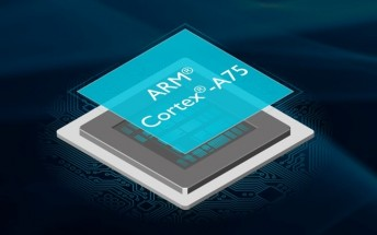 ARM announces Cortex-A75, Cortex-A55 and Mali-G72