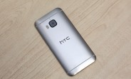 AT&T's HTC One M9 is now getting the Android 7.0 Nougat update