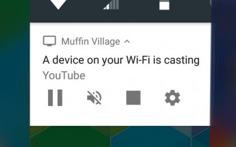 Google's Cast notification can finally be disabled