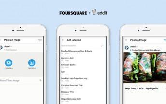 Reddit adds post geotagging through Foursquare