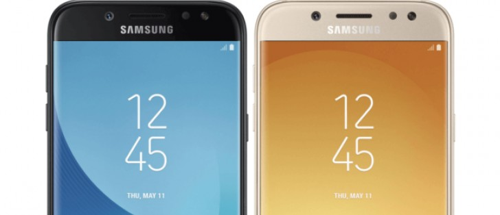 Samsung Galaxy J7 (2017) and J5 (2017) to feature 13MP front