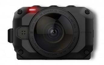 Garmin announces VIRB 360 rugged 4K action camera