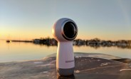 Samsung Gear 360 (2017) gets a price cut in the US