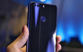 Huawei Honor 9 camera sample leaks