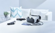 HTC unveils Link VR headset for the U11 with PS Move-like motion tracking