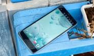 HTC U Ultra Sapphire Edition incredible scratch resistance verified