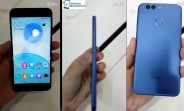 Huawei nova 2 stars in blurry hands-on video ahead of its announcement tomorrow