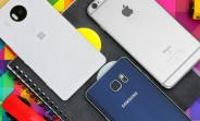 IDC: Worldwide smartphone shipments to grow 3% in 2017