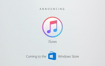 iTunes for Windows is coming to the Windows Store