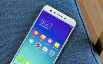 Just in: Oppo F3 hands-on