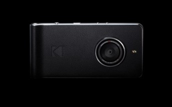 Kodak Ektra camera-centric smartphone is finally out in the US, cheaper than expected