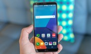 Unlocked LG G6 currently available for $400