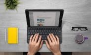 Logitech Slim Folio iPad case offers full size keyboard, four-year battery life