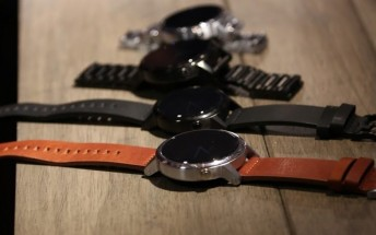 Moto 360 (2nd gen) is starting to receive Android Wear 2.0 update today
