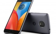 Moto E4 Plus shows up in leaked press renders