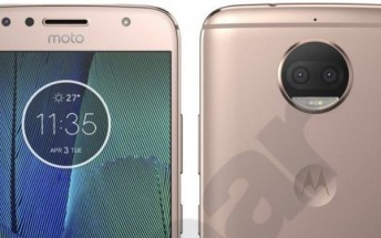Dual rear-camera sporting Motorola Moto G5S Plus leaks in images