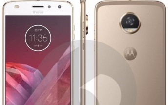 Moto Z2 Play runs GFXBench, has its specs confirmed once more