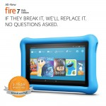 New Amazon Kindles: Fire 7 Kids edition