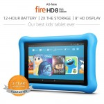 New Amazon Kindles: Fire HD 8 Kids edition
