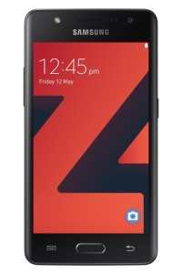 Samsung Z4 in Black