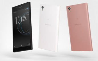 Sony Xperia L1 is now available in the US for $199.99 unlocked